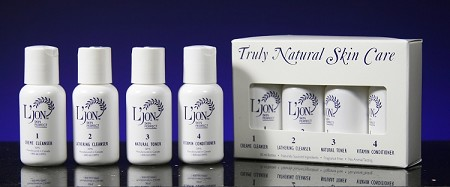 Introductory or Travel Sized Skin Care Pack (Formula 1, 2, 3, & 4) <p>A smaller version of all four steps to the L'Jon process of beautiful, healthy, vibrant skin.  Suitable for trying out the product for the first time…<br>CLICK FOR MORE INFO